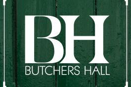 Butchers' Hall Logo
