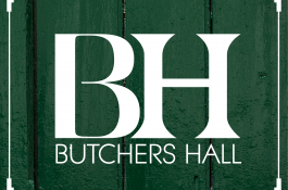 Butchers' Hall Logo