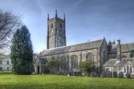 Tavistock Parish Church Photo