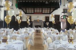 Tavistock Town Hall Wedding