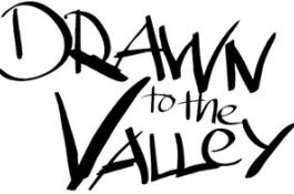 Drawn to the Valley logo