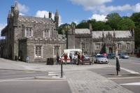 Court Gate and the Guildhall