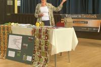 Tavistock Community Gardeners Ali Sedgwick