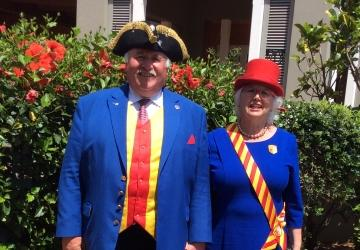 Town Crier and Consort