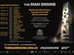 The Man Engine Starting in Tavistock