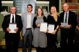 Members of Devon Historic Trust